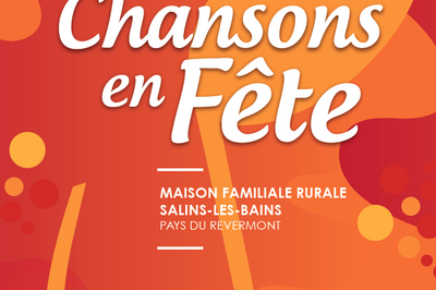 Festival Chansons en Fête 2018