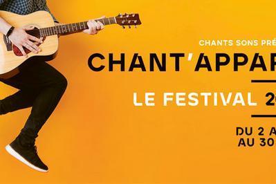 Festival Chant'Appart 2021