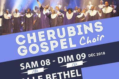 Festival Cherubins Gospel 2018