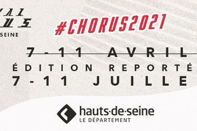 Festival Chorus 2021 - Pass 3 jours à Boulogne Billancourt