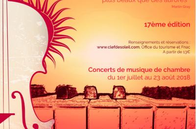 Festival Clef de Soleil 2018