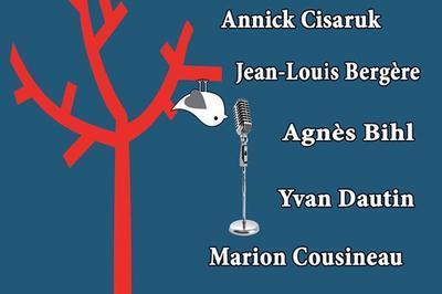 Festival Couleurs Chanson - P3j à Murs Erigne