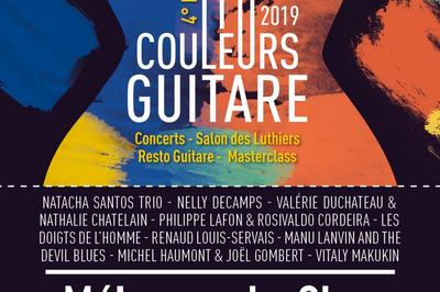 Festival Couleurs Guitare 2019