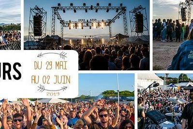 Festival Couleurs Urbaines Pass 2 Jours à La Seyne sur Mer