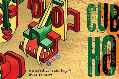 Festival Cuba HOY 22ème Edition 2019