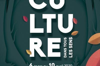 Festival Culture dans tous les Sens 2020