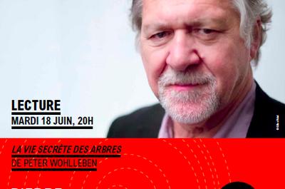 Festival Culturissimo : Pierre Santini lit La Vie secrète des arbres à Nogent le Rotrou