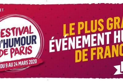Festival d'Humour de Paris - FUP 2020