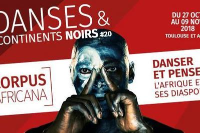 Festival Danses et Continents Noirs 2018