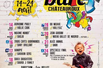 Festival DARC de Châteauroux 2018
