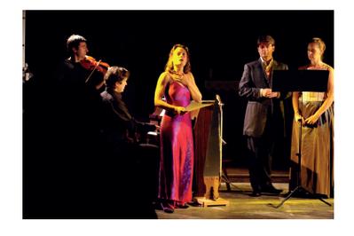 Festival de Bangor: Les jeux de l'amour et de Mozart