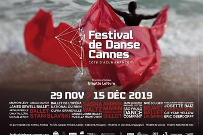 Festival de Danse Cannes - Côte d'Azur France 2019