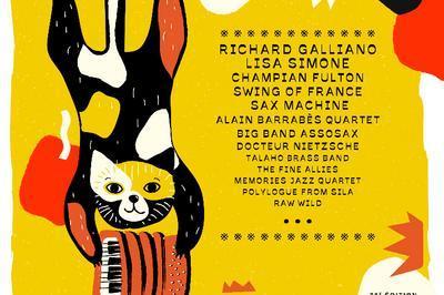 Festival de jazz de Monségur 2020