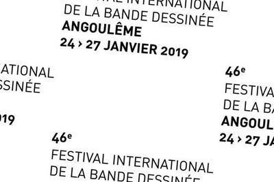 Festival de la Bande Dessinée d'Angouleme 2019