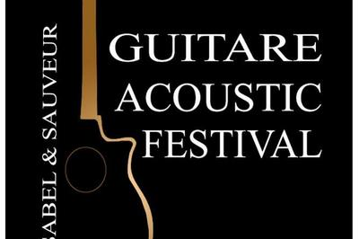 Festival De La Guitare Acoustic 2020
