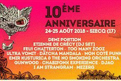 Festival De La Motte à Siecq