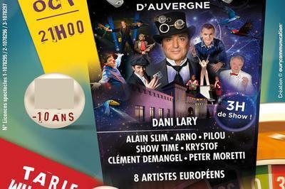 Festival De Magie  D'Auvergne à Bourbon l'Archambault