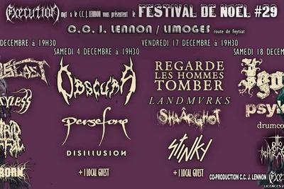 Festival De Noel #29 - Jour 1 à Limoges