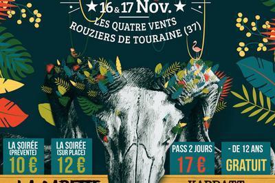 La Gapette, Les Hurlements d'Léo à Rouziers de Touraine