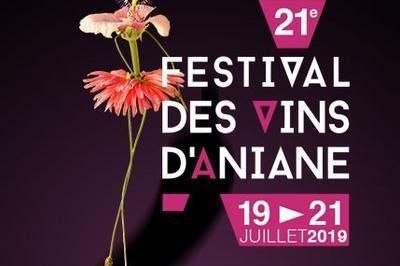 Festival des Vins d'Aniane 2019