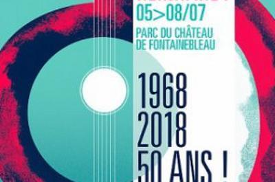 Festival Django Reinhardt - Jour 1 à Fontainebleau