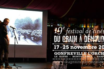 Festival Du Grain à Démoudre : ciné-concert