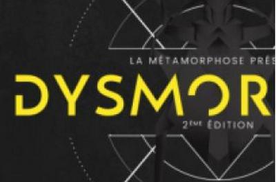 Festival Dysmorphia:  Rebekah + Psyk + Wtr + Pause B2b Auerstaedt à Grenoble
