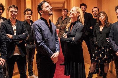 Festival Emergences : Orchestre National De Jazz - Olivier Benoit à Tours