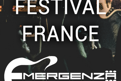 Festival Emergenza - Finale Lyon à Villeurbanne