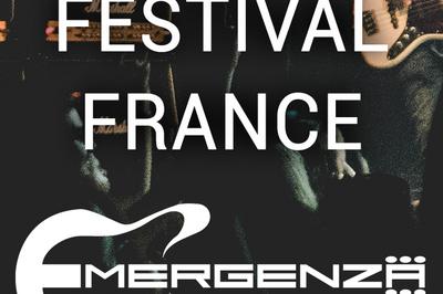 Festival Emergenza - Finale Valence à Romans sur Isere