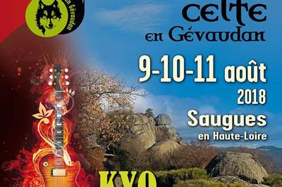 Keltic, Susana Seivane à Saugues