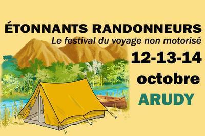 Festival Etonnants Randonneurs 2018