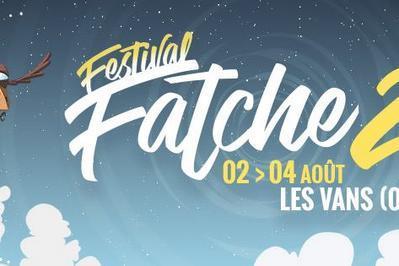 Festival Fatche ! 2ème édition 2018
