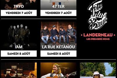 Festival Fete Du Bruit - 1j à Landerneau