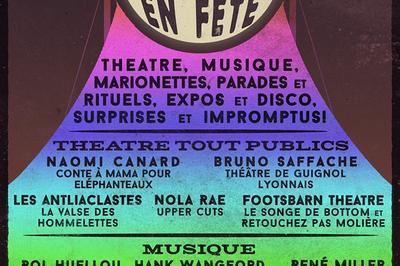 Festival Footsbarn en Fête 2018