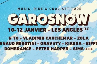 Festival Garosnow 2020