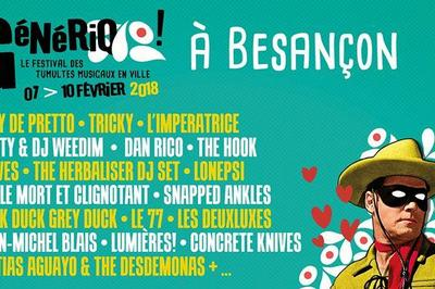 Festival Génériq à Besançon 2018