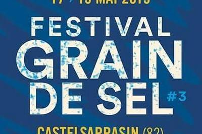 Festival Grain De Sel 2019