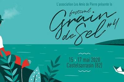 Festival Grain De Sel-Pass 3 Jours à Castelsarrasin
