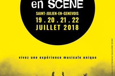 Festival Guitare En Scene - Pass 2j à Saint Julien en Genevois