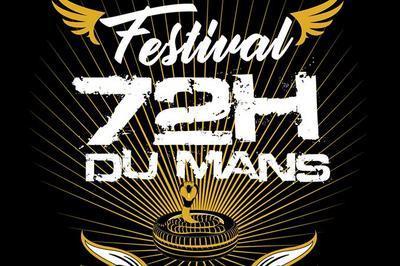 Festival 72 h du Mans 2020