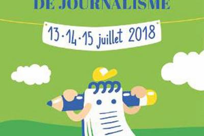 Festival International de Journalisme 2018