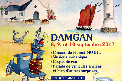 Festival International Bretagne Sud de Damgan 2017