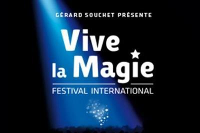 Festival International Vive La Magie à Vannes