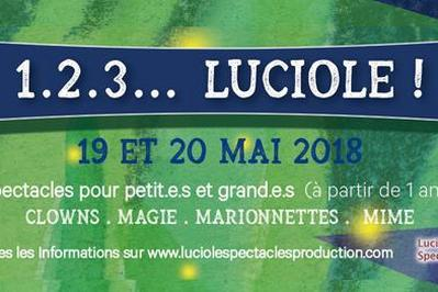 Festival 1, 2, 3... Luciole! à Tours