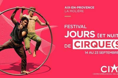 Festival jours [et nuits] de cirque(s) 2018