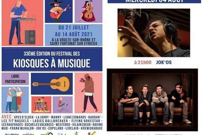 Les Tit' Nassels Jok'os 2021 à La Voulte sur Rhone