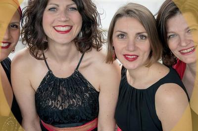 Festival L'esprit Des Pierres : Quatuor Méliades & Ensemble Beatus à Solignac