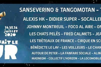 Festival L'Horizon Fait Le Mur - Pass 2j à La Laigne