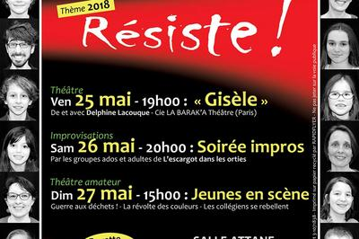 Festival L'Ortie Show 2018